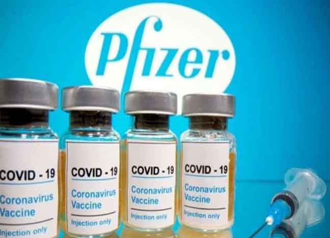 Pfizer vaccine के इमरजेंसी इस्तेमाल को अमेरिका ने मंजूरी दी