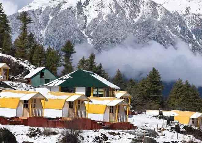 Tourism के लिए उत्तराखंड सहित इन जगहों पर जाए